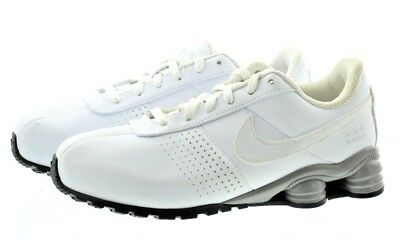 859dc09a4e60df Nike 515025 Kids Youth Boys Girls Shox Deliver Running Low Top Shoes  Sneakers