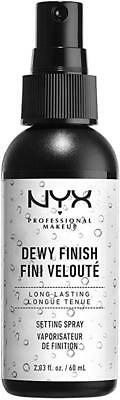 NYX Professional Makeup Make up Setting Spray Dewy Finish Dewy Finish # MSS02
