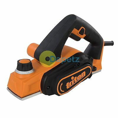Mini Planer With Safety Lock-Off Button & Trigger Switch 60mm 450W Tmnpl