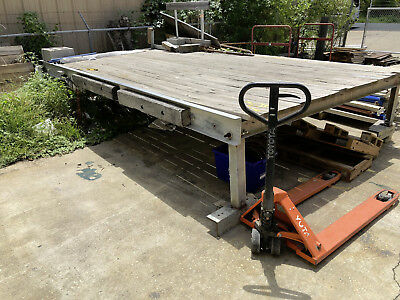 LOADING DOCK dock leveler LOCAL ONLY austin tx truck platform WILL HAGGLE