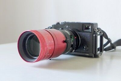 Isco Cinemascope Ultra Star Plus 2.1 Anamorphic Lens (2x Anamorphot)