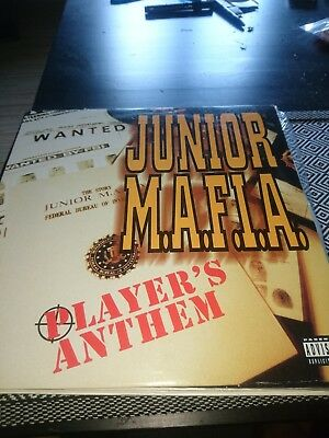 Junior M.a.f.i.a. - Player's Anthem Notorious B.i.g. Lil Kim 12""