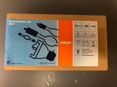 OSRAM SYLVANIA XBO 75 W/2 Xenon Short Arc Lamp Bulbs NEW Original Packaging, 2ct