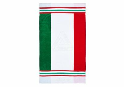 Adidas Palace Towel Italy White Red Green Italien Weiß Rot Grün Badetuch Strand