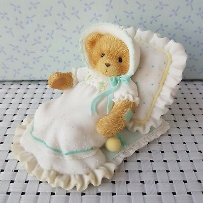Cherished Teddies - A BABY BLESSES OUR HEARTS - 114466 NEU