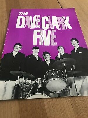 DAVE CLARK FIVE   SHOW.....+ THE HOLLIES..,.,KINKS....UK PROGRAMME.....1960s