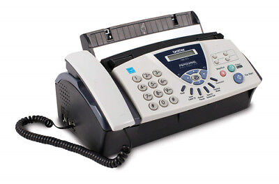 NEW BROTHER FAX-575 Personal Fax Phone Copier Plain Paper