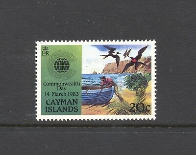 Cayman Islands 1983 SG 576 Fishing Ships   MNH