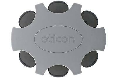 Oticon ProWax MiniFit Replacement Wax Filters for Hearing Aids Small, Black