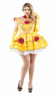 Party King Women's Belle of the Ball Plus Size Costume