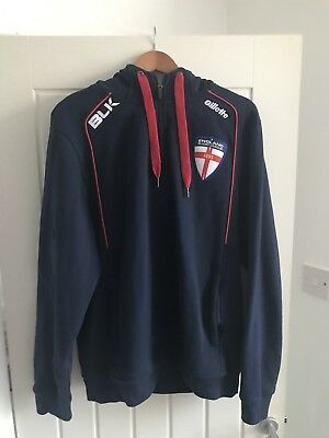 England Rugby League Hoodie