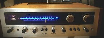 Pioneer Stereo Receiver SX-990 Fully Serviced!!
