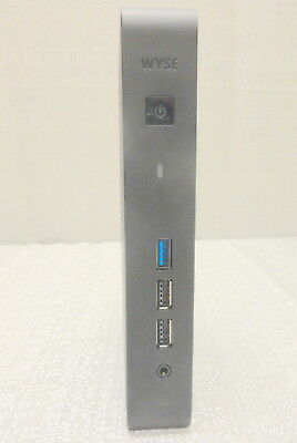 Dell Wyse 3290 Thin Client 16GB Flash 4GB Ram, NO Stand,  A/C Adapter