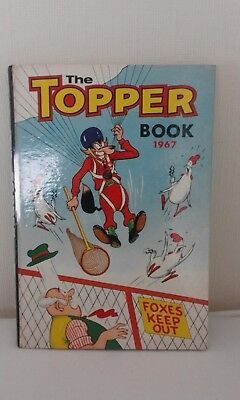 The Topper Book 1967 Annual