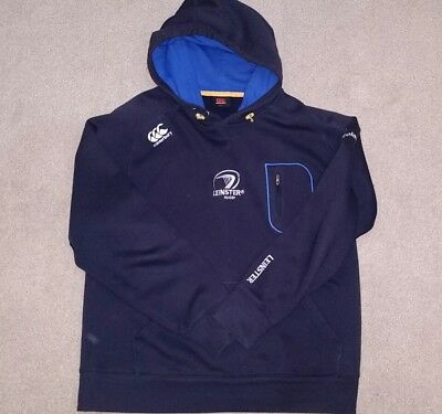 Leister Rugby Hoodie by Canterbury