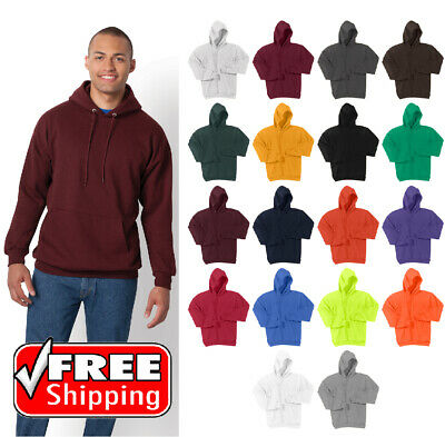Mens Tall Hoodie Fleece Pullover Hooded Big Pocket Sweatshirt LT - 4XLT PC90HT