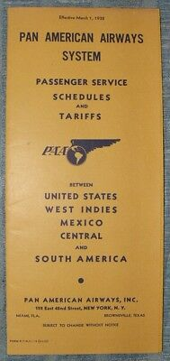 March 1 1932 Timetable