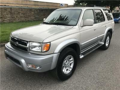 4Runner Limited 2000 Toyota 4Runner Limited 4WD One Owner No Reserve