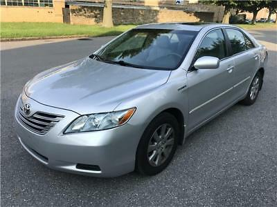 Camry -- 2008 Toyota Camry Hybrid NAV One Owner No Reserve