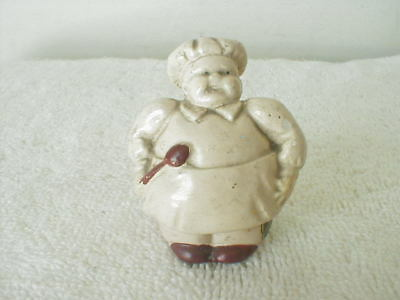 Vintage Souvenir Chef S.S. GRAND VIEW POINT SHIP of the MTNS. Pa.