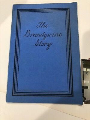 The Brandywine Story 1777-1952  Battlefield Park Commission 1952 free shipping