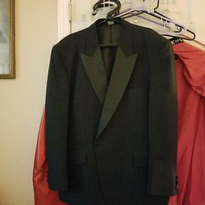 Knights of Columbus Tuxedo FORMALWEAR  International Size 48S