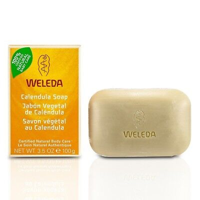 Weleda Baby Calendula Soap (For Delicate & Sensitive Skin) 100g Skin Care
