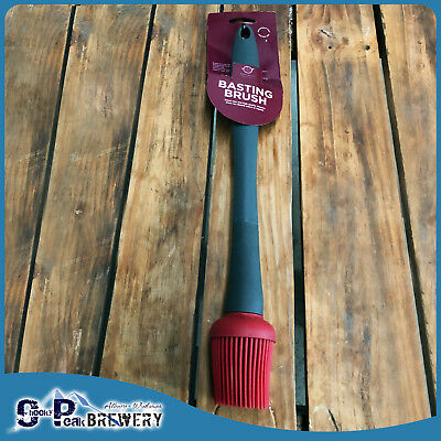 Silicon Basting Brush Misty Gully, Smoking, American BBQ, Cooking, Grilling