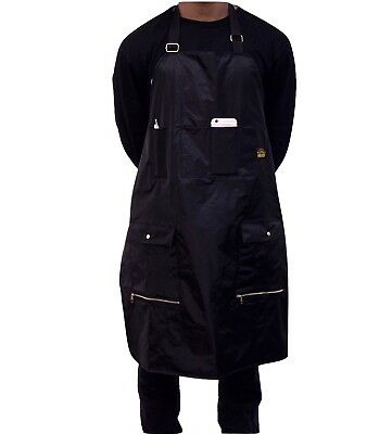 King Midas Barber Apron Professional Hairstylist Apron