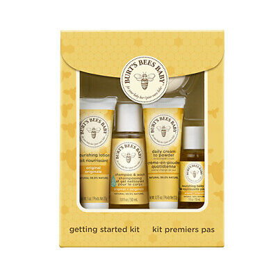 Burts Bees Baby Bee Getting Started Kit Mother & Baby Care