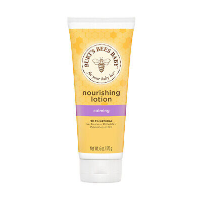 Burts Bees Baby Bee Nourishing Lotion Calming 170g Mother & Baby Care