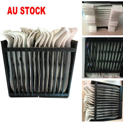 AU 24Pcs Portable Air Conditioner Personal Space Quick Easy Way Cooler Filter