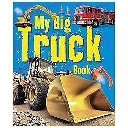 My Big Truck Book by Ticktock (2013, Hardcover)