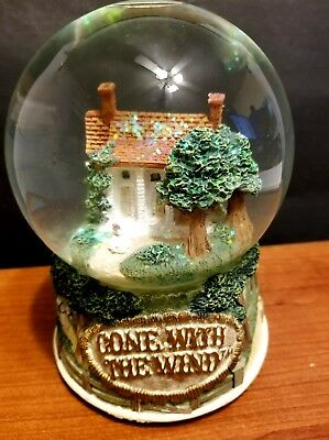 1995 Gone With The Wind Musical Snow Globe