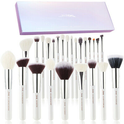 AU Jessup Professional Makeup Brush Set Cosmetic Tool 25Pcs Eye shadow Blush Lip