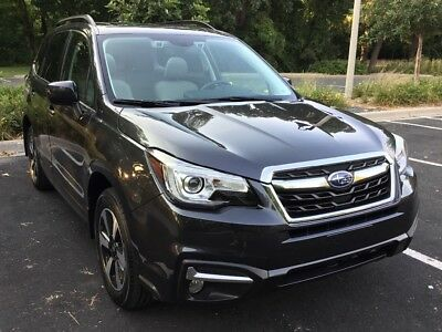 2017 Subaru Forester Limited 2017 Subaru Forester Limited