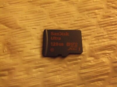 128GB Sandisk Micro Ultra SD HC SDXC Memory Card for Nintendo Switch Video Game