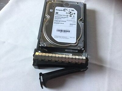 "Dell 2TB 7.2K SATA 6Gbps 3.5"" Hard Drive WITH CADDY for Poweredge 2950 2900"
