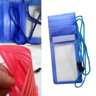 "Under Water Of Dry Pouch Bag Case Cover Tector Holder For Cell Phone-5.5"" 2018~"