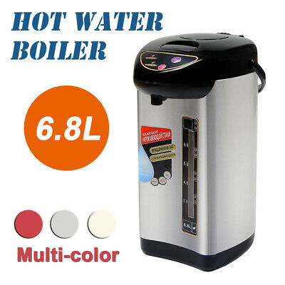 6.8L Hot Water Boiler Electric Kettle Instant Dispenser Boiling Heating Urn