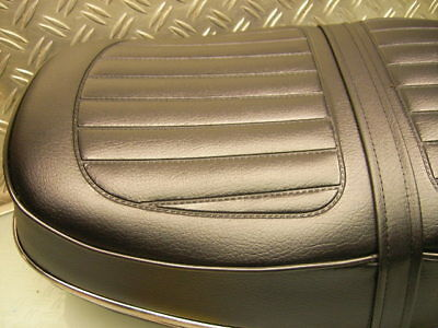 Made In Germany - Seat Saddle Cover Xs 650 447 Roadster 74-83 Bezug Sitzbank