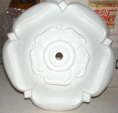 Latex Craft Mould For Small Ceiling Rose Arts & Crafts Hobby