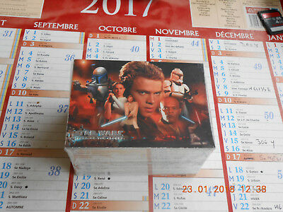 Trading Carte Star Wars Attack Of The Clones Topps