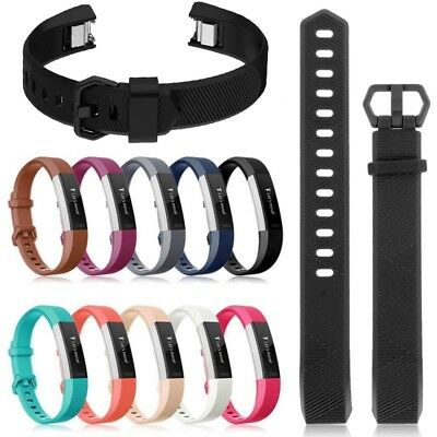 Replacement Bracelet Wristband Strap Wrist Band for Fitbit Alta & Alta HR Buckle