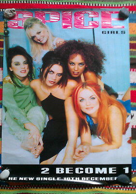 Spice Girls Poster