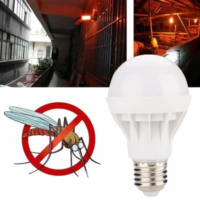 LED Mosquito Lamp Bulb Pest Reject Mosquito Repellent Insect Killer Anti Mosquit