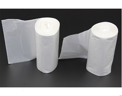 60 Strong 13 Gallon Commercial Kitchen Trash Bag 13 Gal Garbage Bag Yard Clear