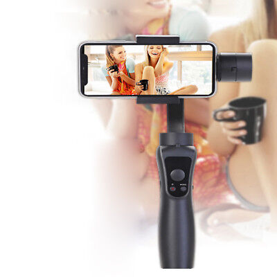 S5 Anti-Shake 3-Axis Handheld Gimbal Stabilizer for GoPro and Smartphones