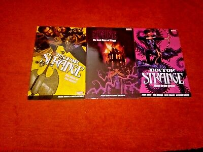 Doctor Strange 1 -16 Vol 1 2 3 Tpb Way Of The Weird Days Of Magic Blood Aether