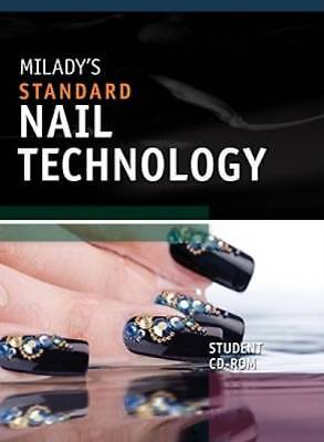 Student CD for Milady's Standard Nail Technology (Individual Version)